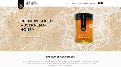 The Honey Alchemists