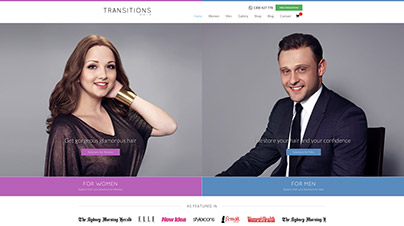 Transitions Hair