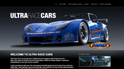 Ultra Race Cars